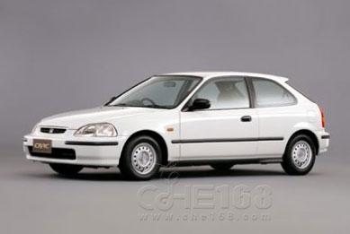1995款本田7座车