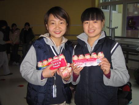 养乐多:北京汇佳安贞幼儿园运动会